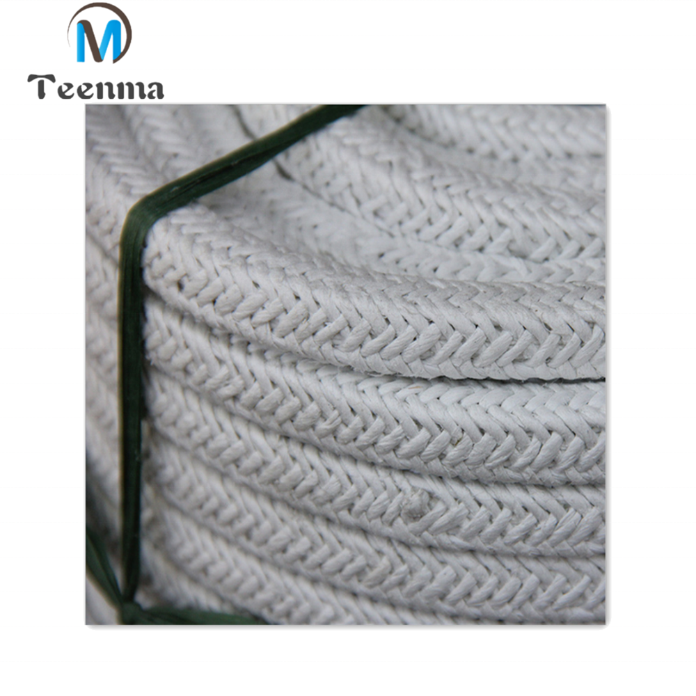 2019 Good Heat Insulation Performance Dust Free Asbestos Square Rope