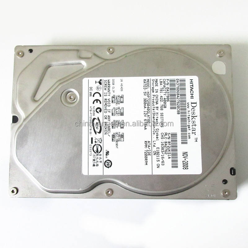 Original 400GB Hard Disk Drive P7K500 for Hitachi Deskstar Desktop Computer Storage