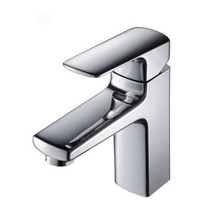 Hot selling upc waterfall basin taps faucet