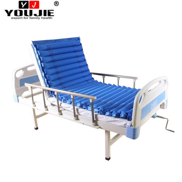 China suppliers PVC material preventing pressure for the elderly bed hospital mattresses with pump