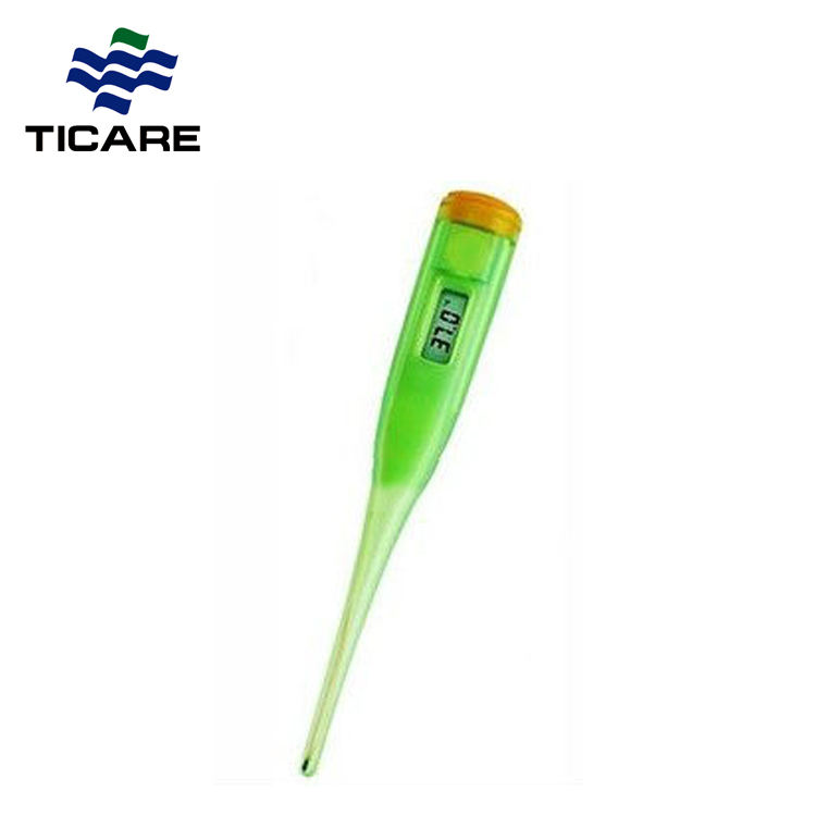 Gift Flexible Basal Type of clinical Digital Thermometer With CE