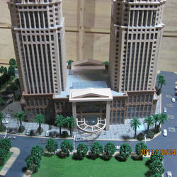 Ho scale model for house plan ,architectural scale building model making factory
