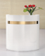 small modern design baking painting reception desk