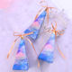 Triangular Pyramid Shape Marble Paper Gift Boxes for Chocolate candy Packing