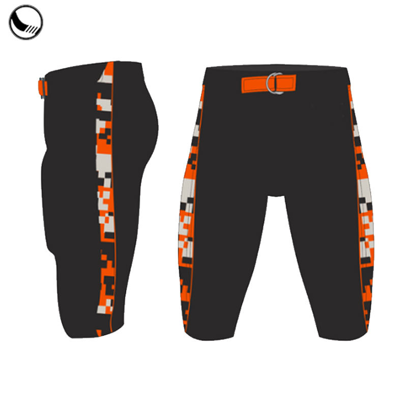 youth camo wholesale american football pants