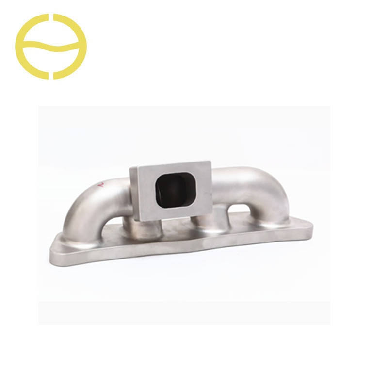Custom Performance 304 Stainless Steel Casting Manifold Exhaust