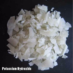 High Purity Pearls /flakes 95% Potassium Hydroxide price/Caustic Potash Cas:1310-58-3 used for making soap
