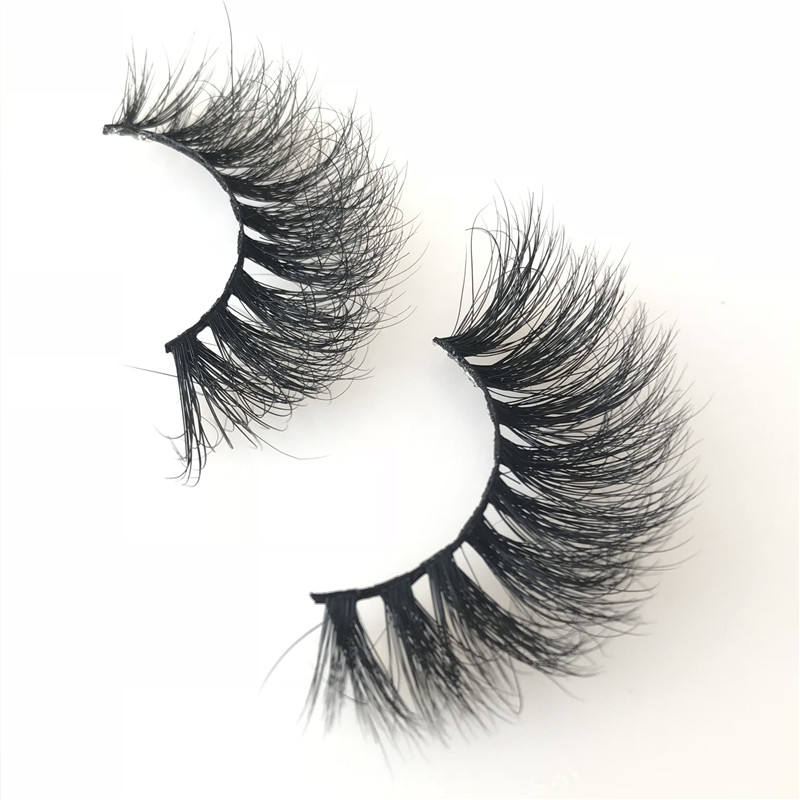 Eyelashes mink 3D lashes private label mink eyelashes vendor