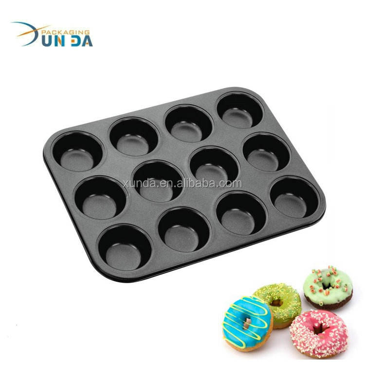 Handel Assurance Thermovormen Diposable Plastic Donut Display Case