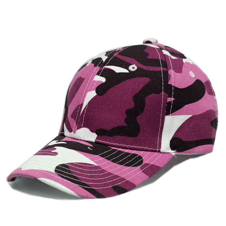 Gloednieuwe custom rode digitale camo baseball hoeden