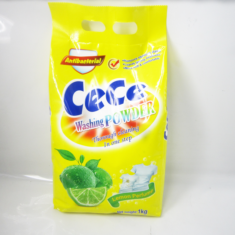 OEM Malaysia 3kg laundry detergent powder factory price washing powder manufacture in China soap powder