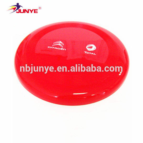 The most novel plastic flying saucer/flat plastic disc/adult outdoor toys