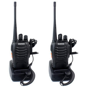 2020 Cheapest BAOFENG 888S Walkie Talkie 5W 16CH UHF 400-470MHz BF-888S Interphone BaoFeng BF-888S Two-Way Radio