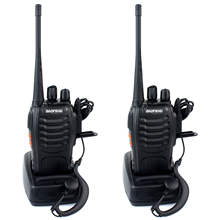 2019 Cheapest BAOFENG 888S Walkie Talkie 5W 16CH UHF 400-470MHz BF-888S Interphone BaoFeng BF-888S Two-Way Radio