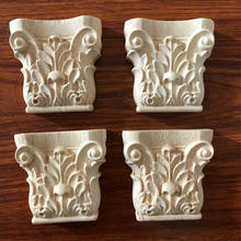 furniture parts chinese wood bracket carving carved wood corbels decorative wood corbels