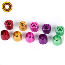Custom CNC Machining Aluminum With Various Color Anodized
