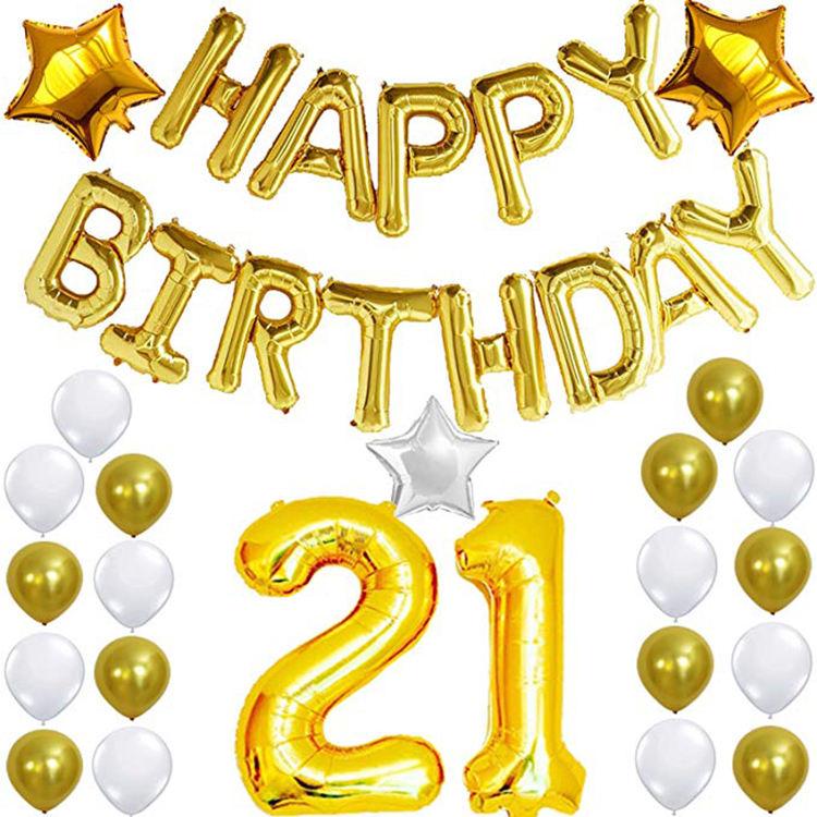 Поздравление с днем рождения 21 год для девушки