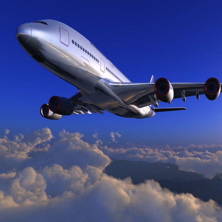принятия фото пассажирских самолетов в небе свободного опыления