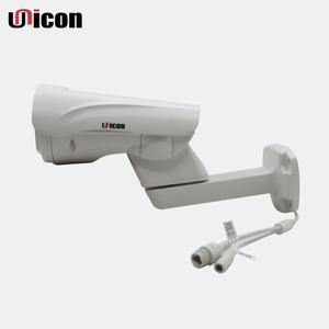 Unicon Vision Outdoor Security Bullet Pan Tilt Zoom POE IP P2P Auto Network Camera