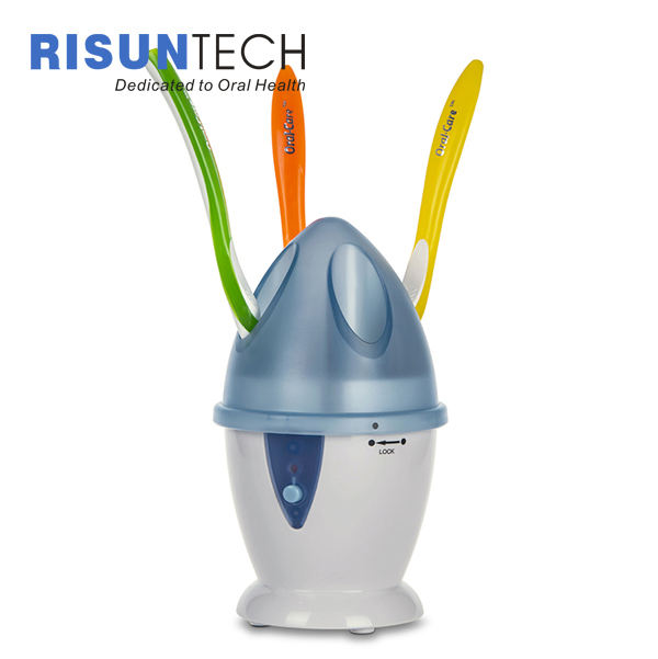 China supplier home use oral care UV toothbrush sterilizer RST2010