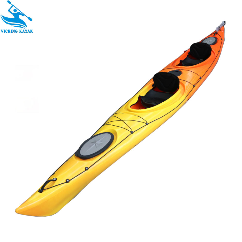 17.2' double sea kayak