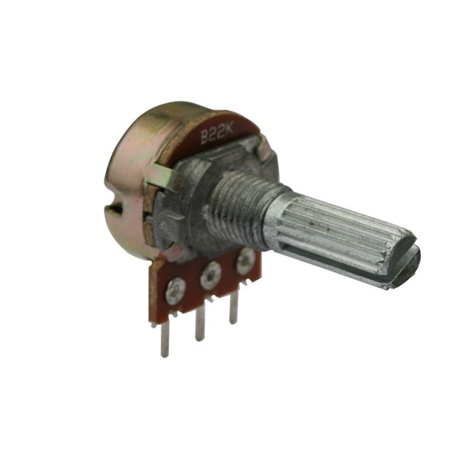 audio video amplifier 10k rotary potentiometer alps alpha cts radiohm potentiometer