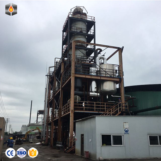 Crude palm oil biodiesel plant production algae oil making biodiesel machine