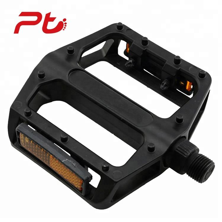 Ptsports Outdoor Sports Cycling Ultralight Aluminum Alloy Bicycle Pedal roll ball Bike Parts Road Bike Pedals