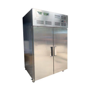 Komersial 22 Panci Stainless Steel Cepat Freezer Shock Freezer