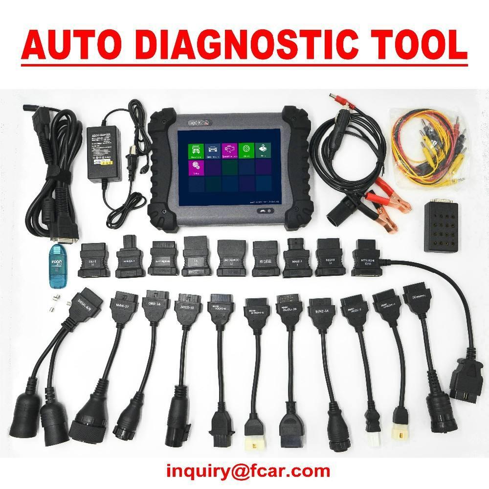 Professional universal auto ferramenta de <span class=keywords><strong>diagnóstico</strong></span> para motor diesel de <span class=keywords><strong>diagnóstico</strong></span> FCAR F5 G ferramenta de verificação