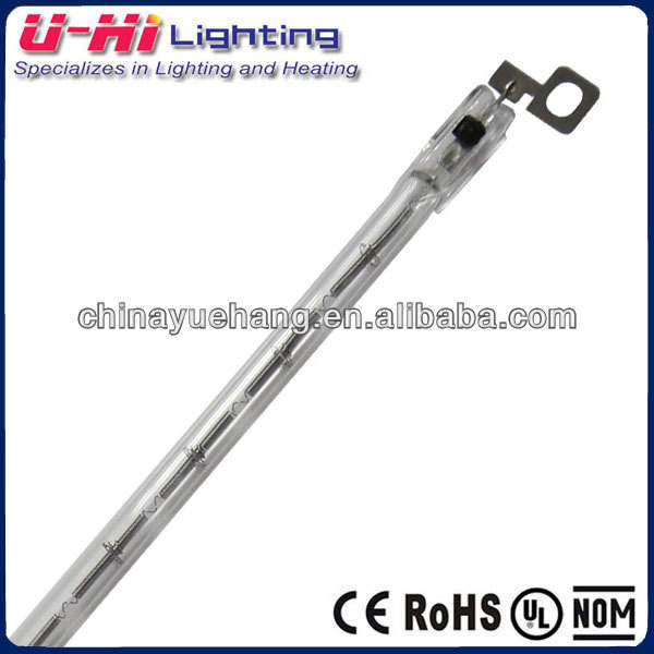 Quartz halogen printer lamp CE ROHS Brother supplier