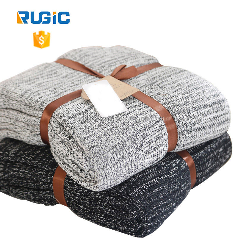 100% cotton terry towel blanket single air conditioner blanket nap sofa TV office bedroom blanket