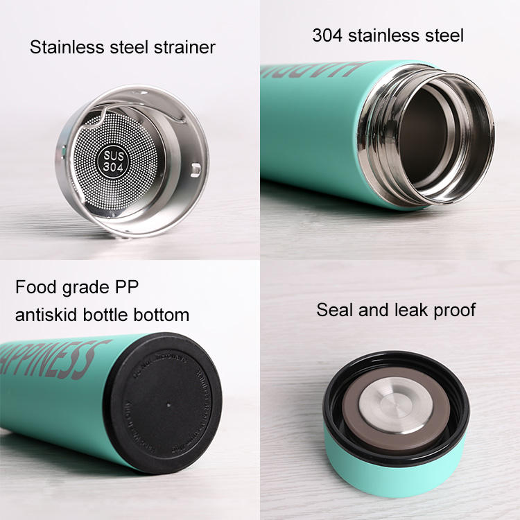 Wholesale stainless steel insulated water bottle vacuum flask thermoes
