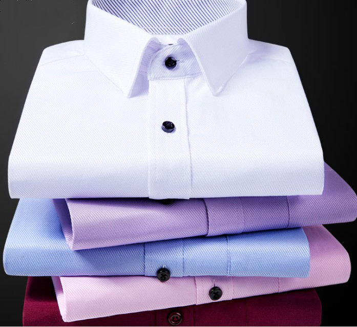 sale best selling custom logo labels wholesale mens office formal shirts