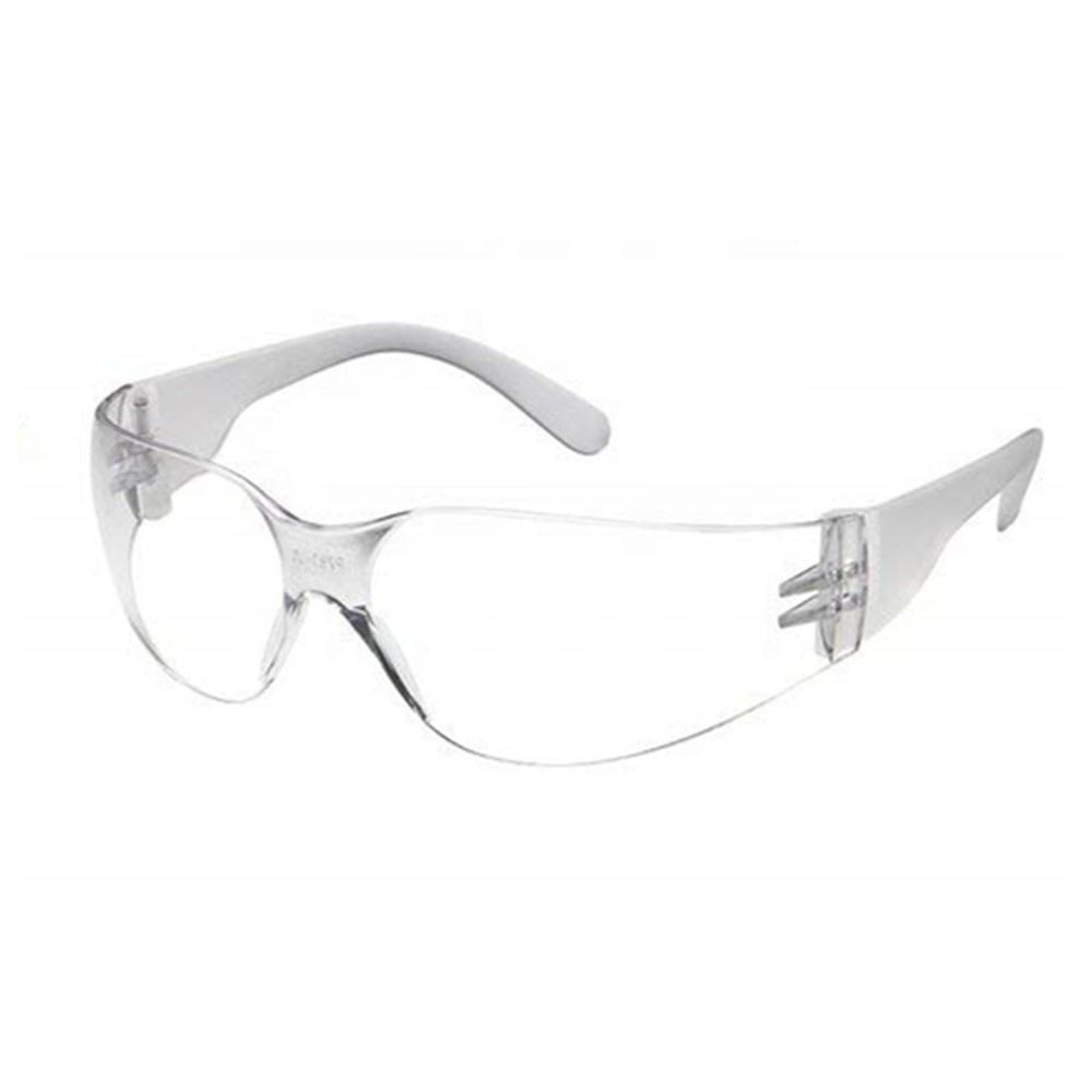ANT5 cheap industrial Rimless safety glasses with PC lenses