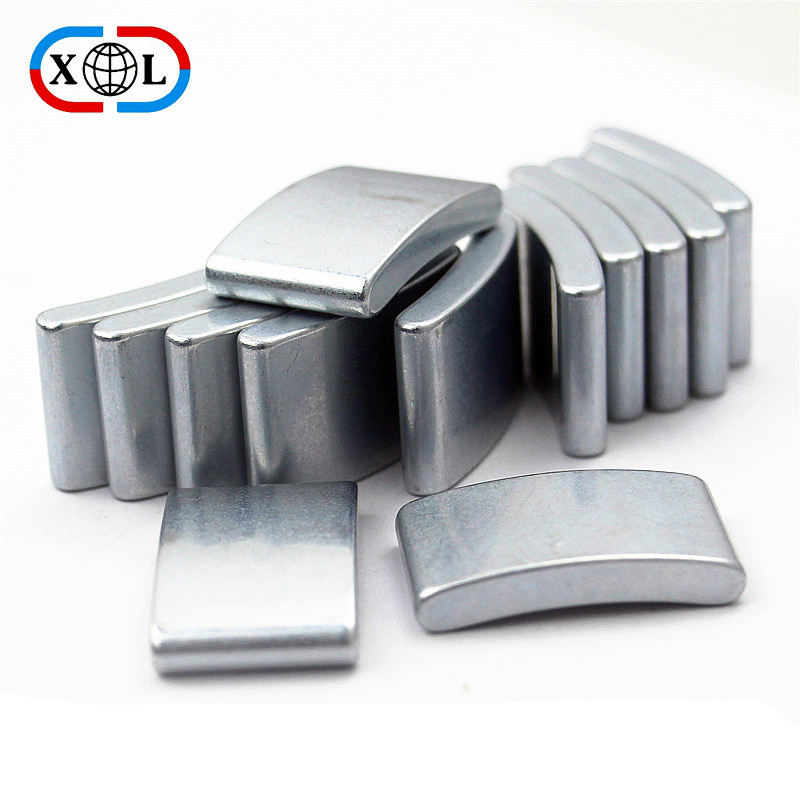 N35 Cheapest Price Neodymium Magnet Arc Magnets