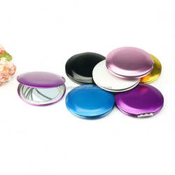 New product OEM design cosmetic mirror pocket mirror makeup mirror from China