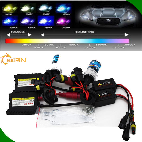 2pcs 35W 55W Xenon Hid Replacement Bulbs Lamp H1 H3 H7 H11 9005 9006 H4 H11 xenon hid h4 30000k for car truck motorcycle hid kit