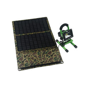 20 W foldable solar charger 12 v solar charger 대 한 휴대 폰 및 12 v batteries