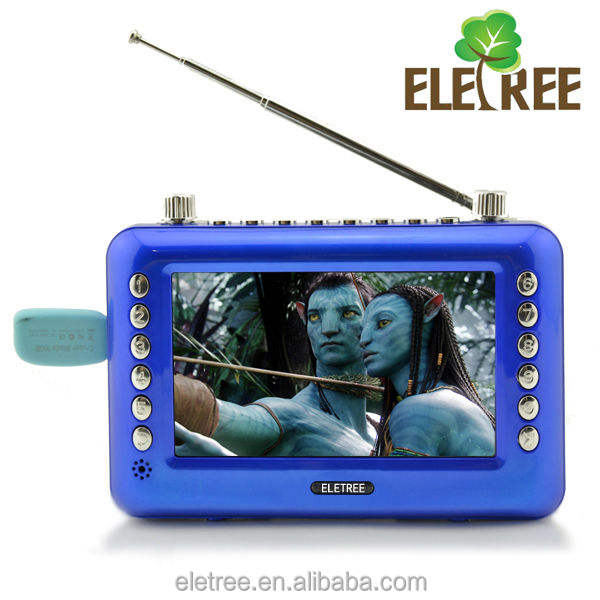 EL-601 mp4 player with video out