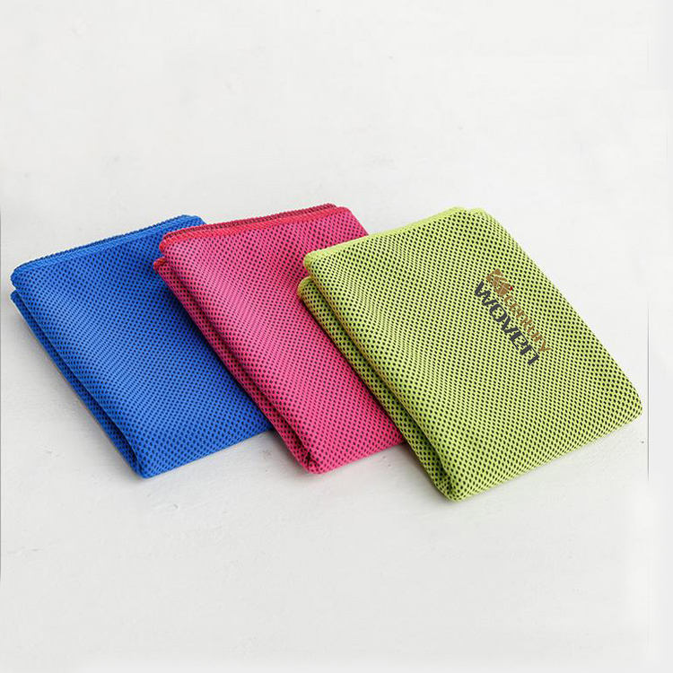 Best selling 100% cooling ice cooling towel microfiber