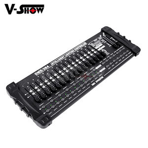 384 DMX 512 controller dmx lighting console perfect for event lighting