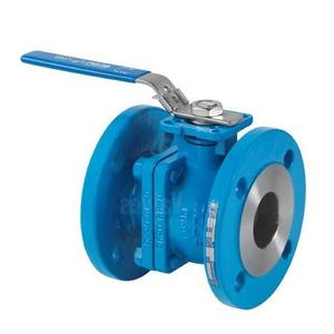 Carbon Steel Ball Valve Flanged Fire Safe Anti Static ANSI 150