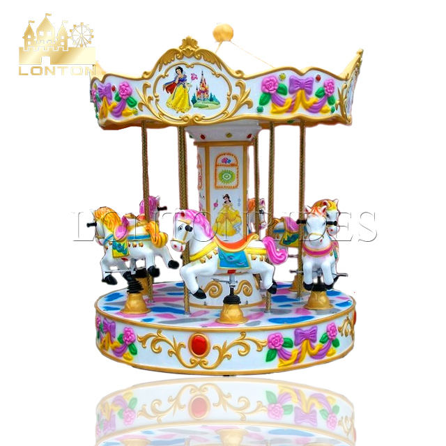 Hot sale kids ride small Carousel for sale