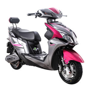 China High Speed Cheap Adult Electric Motorcycle 2000W for Sale
