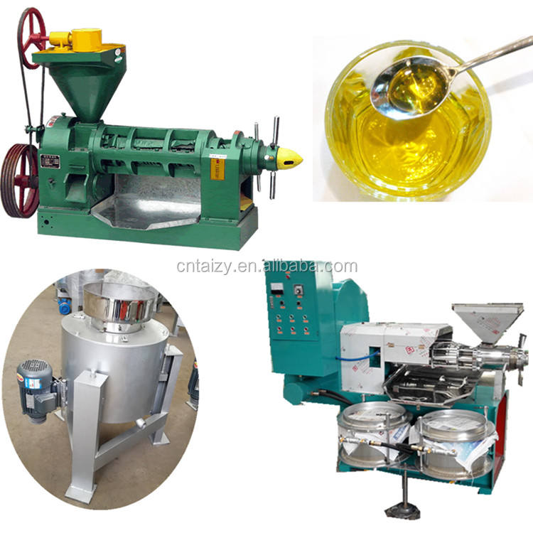 Best-selling15-18T/D palm sunflower/coconut peanut oil press oil press machine 6YL-165