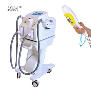 Portable ipl depilation beauty equipment  shr ipl opt hair removal/spot removal/skin rejuvenation
