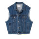 latest cowboy style your branded waistcoat