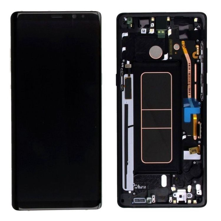 LCD Screen Touch Display Digitizer Assembly Replacement For Samsung Galaxy NotE 8