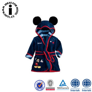 Wholesale Cute Comfortable Kids Bath Robe